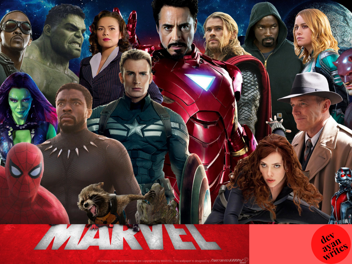 Why Marvel Cinematic Universe Is the Most Successful?