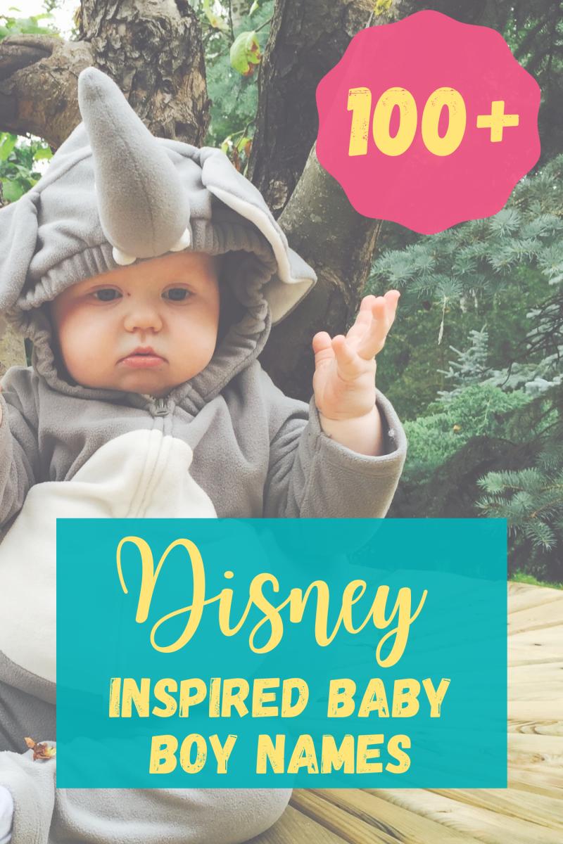 100+ Disney-Inspired Baby Boy Names