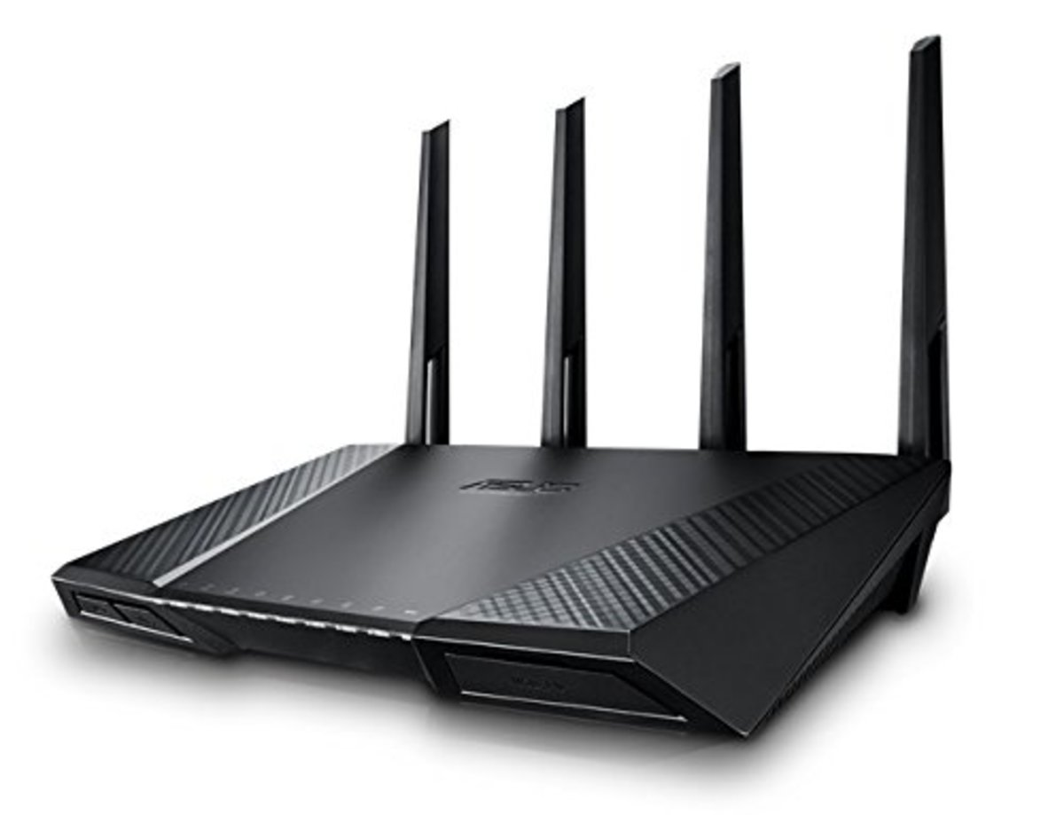 Asus RT-AC87U 802.11 AC router