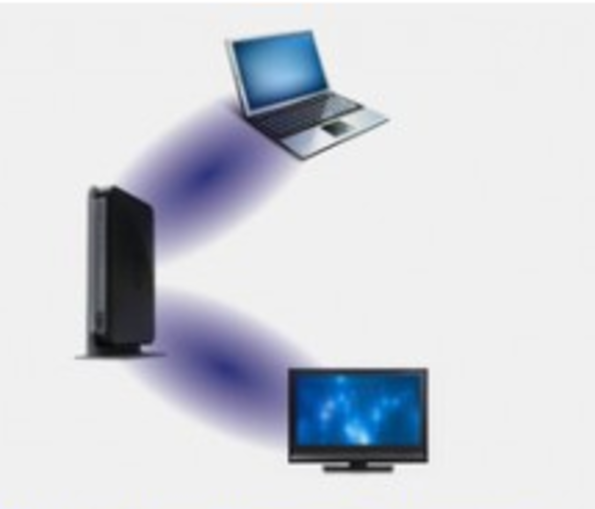 Beamforming wireless routers focus their data stream on the clients