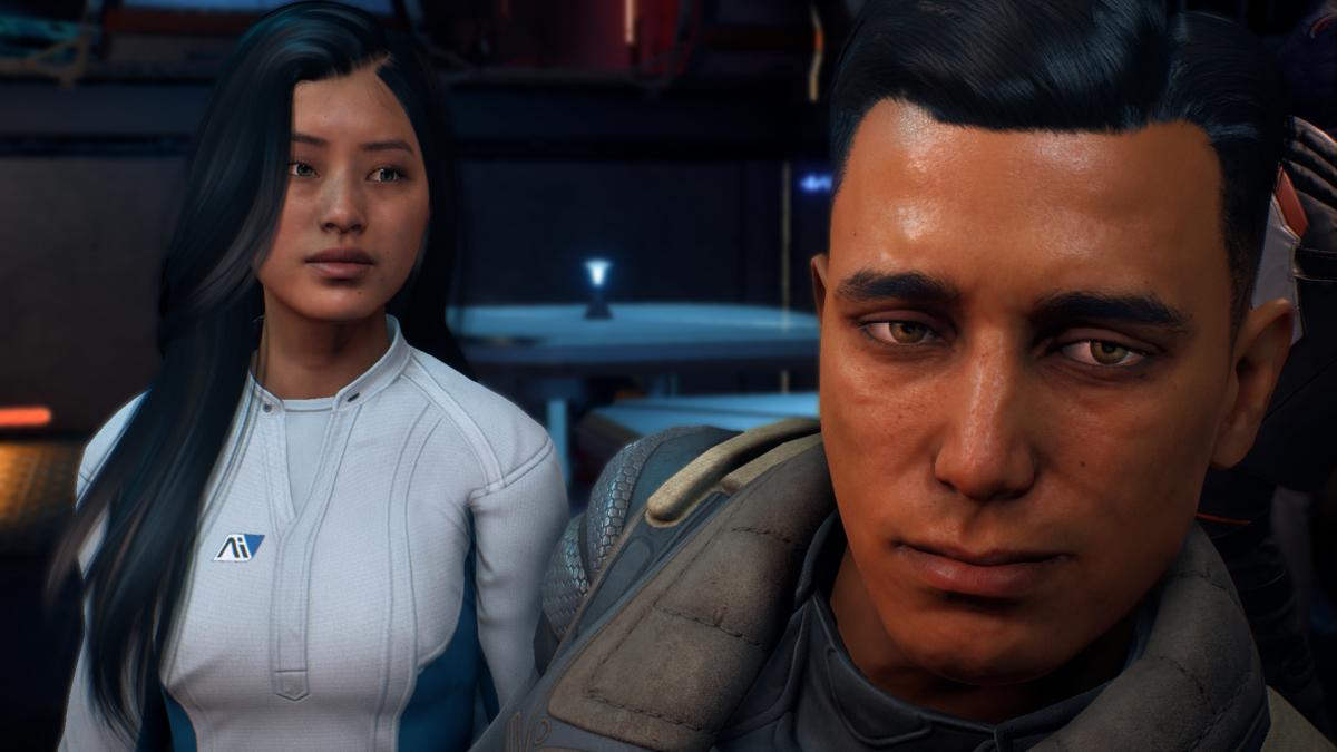 Reyes and my Ryder flirt.