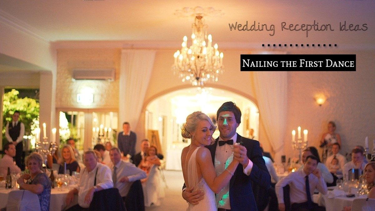 The first dance is romantic. It adds entertainment to the wedding. It also prepares your guests for more dancing.