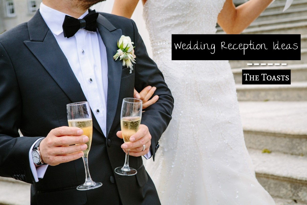 Not everyone should have a toast at your wedding. Only select people who get the rules: be concise, be funny, don't embarrass the couple, don't go on about childhood.