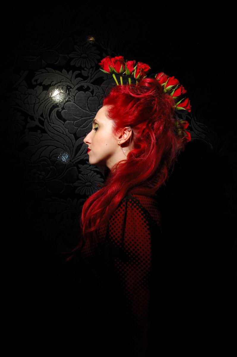 Costume Designer Alabama Blonde - Photography by Ramy Youssef