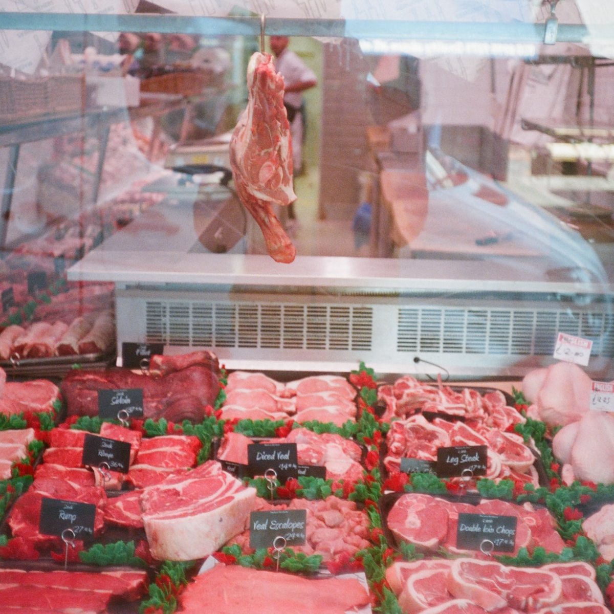 Red meat is a lasting source of iron. It is usually a physician's first recommendation to patients.