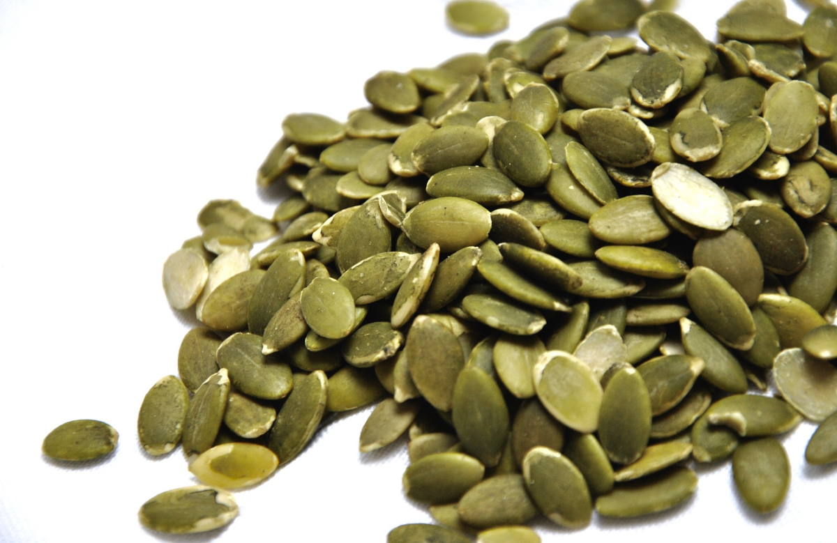 Pumpkin seeds are versatile and can be eaten alone or enjoyed in many recipes.