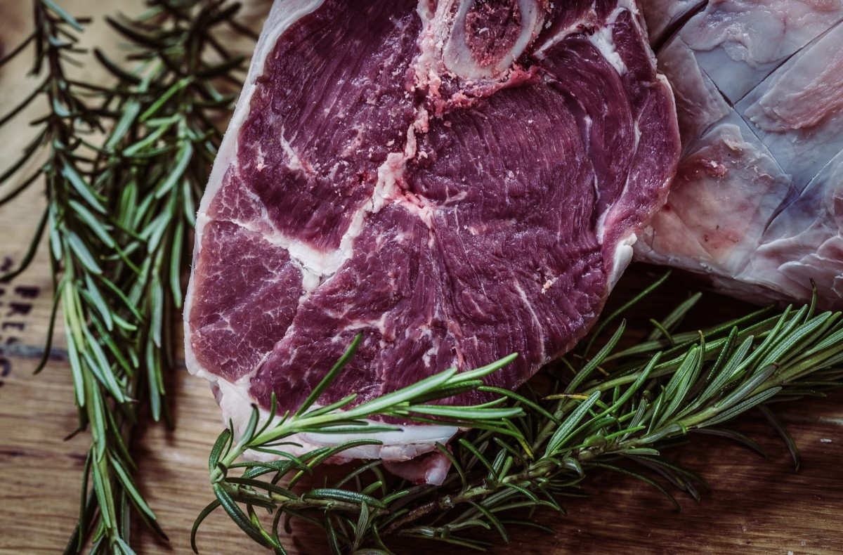If you feel you must have red meat more often, lamb is a good choice.