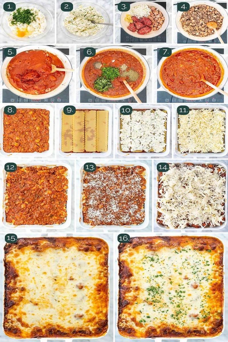 how-to-make-the-easiest-lasagna