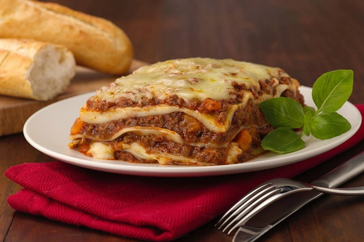 How to Make the Easiest Lasagna