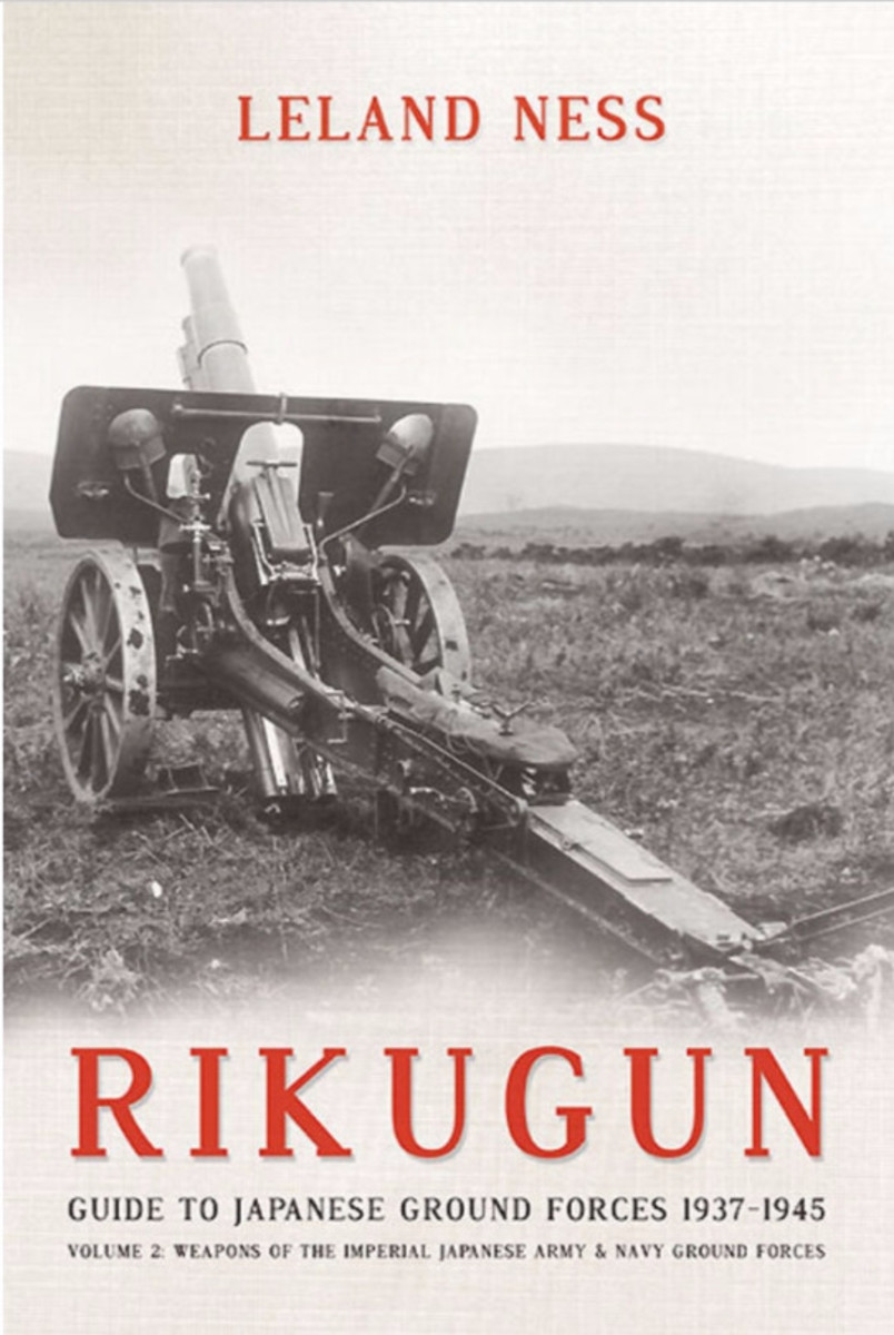 Rikugun: Guide to Japanese Ground Forces, 1937-1945, Volume 2 Review