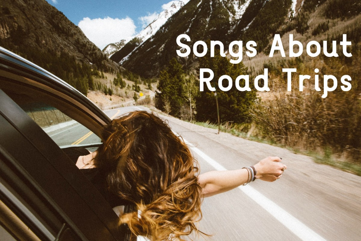 Enjoy the journey as much as the destination with a playlist of pop, rock, country, & R&B songs about road trips.