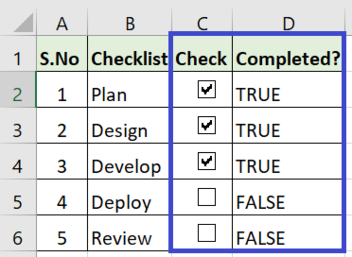 how-to-add-a-checkbox-linked-to-a-true-or-false-value-in-excel