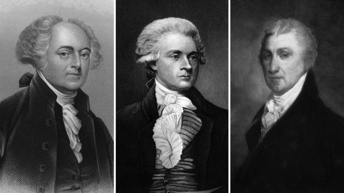 John Adams, Thomas Jefferson and James Monroe all died on July 4.