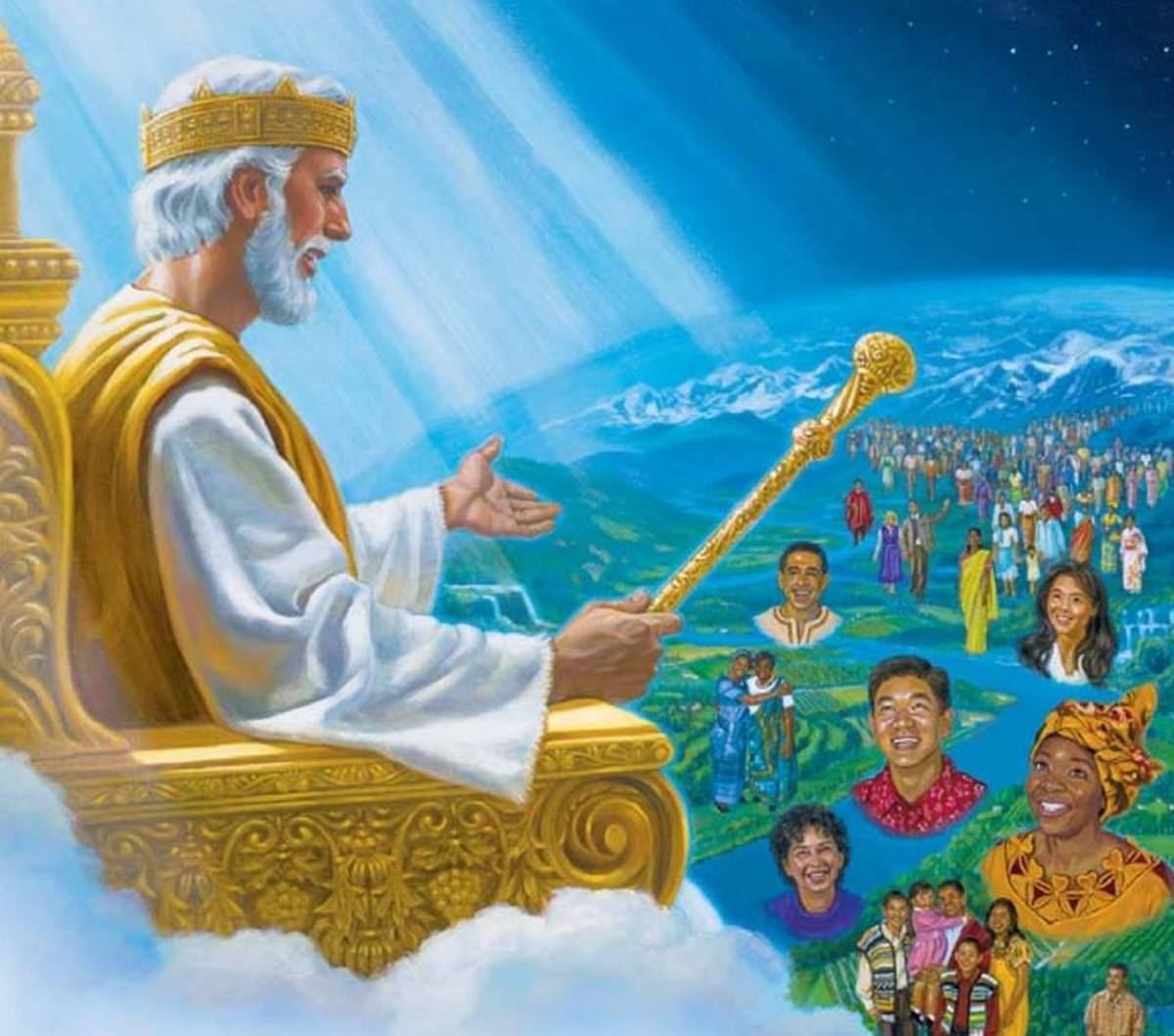 Was Jesus Enthroned King in 1914 C.e as Jehovah's Witnesses Teach?