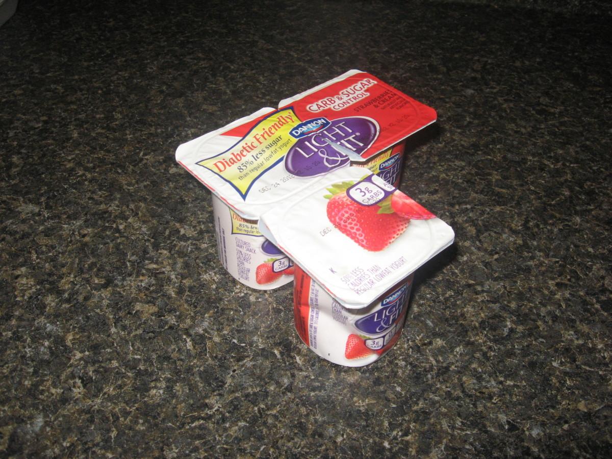 Low Carb Yogurt