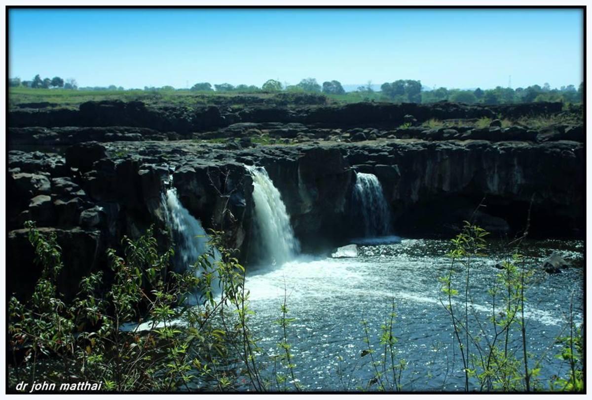 Bhabadha Falls