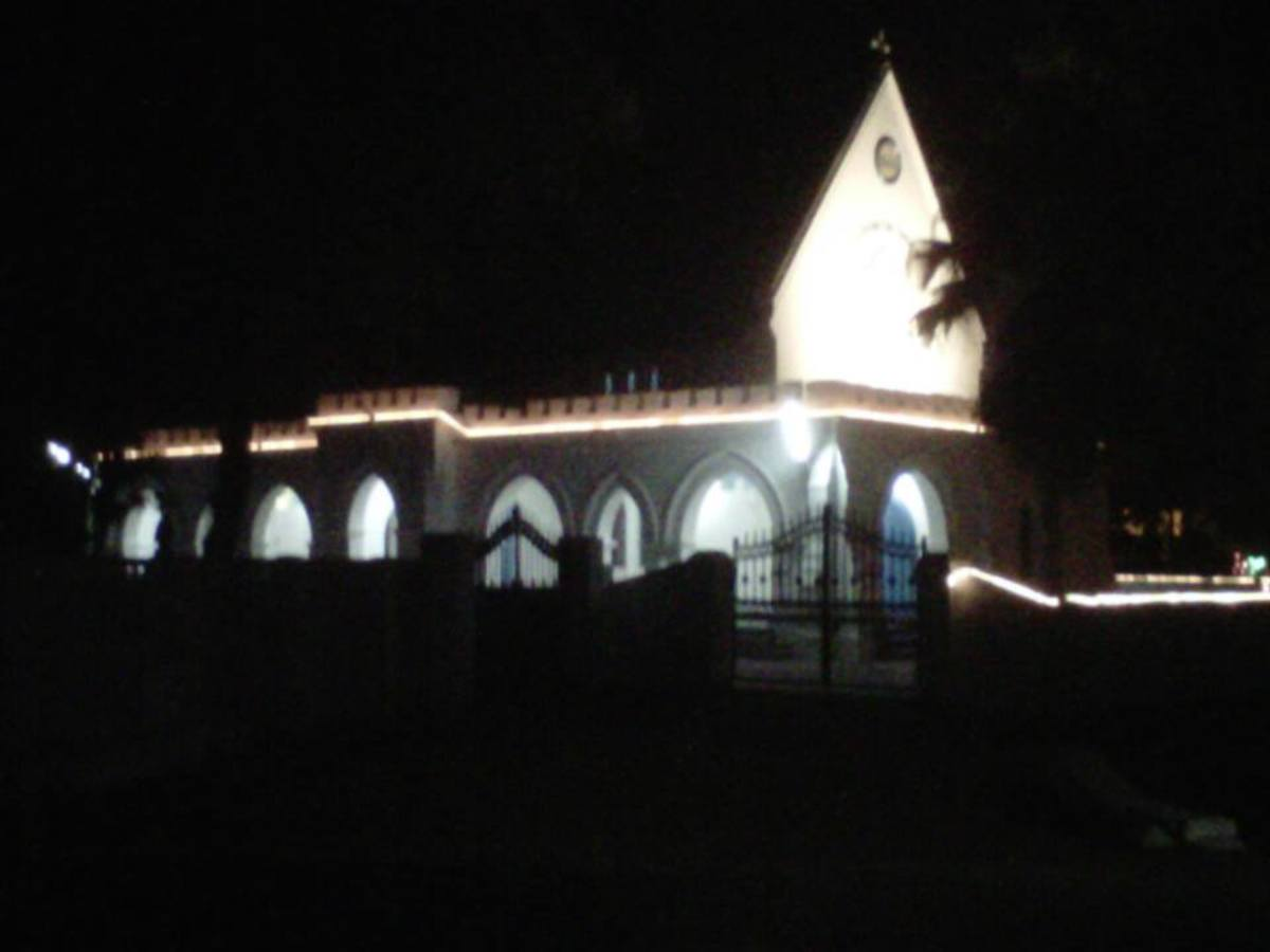 Harrington Church Jabalpur