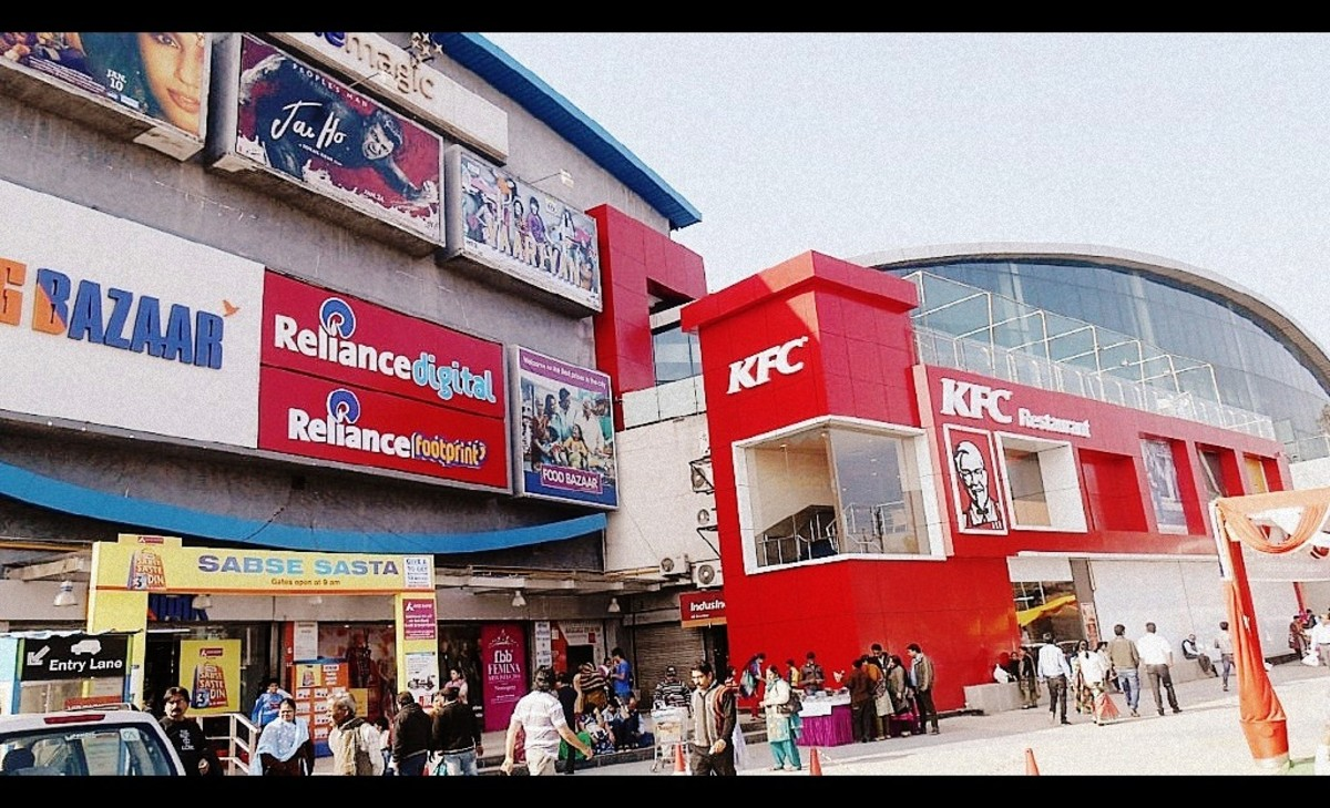 Mall in Jabalpur