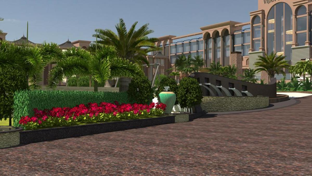 Vijan Mahal Spa & Resort