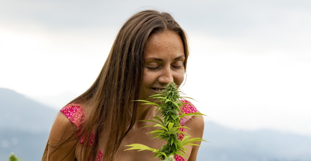 In many traditions, buds, leaves, and smoke are not ingested
