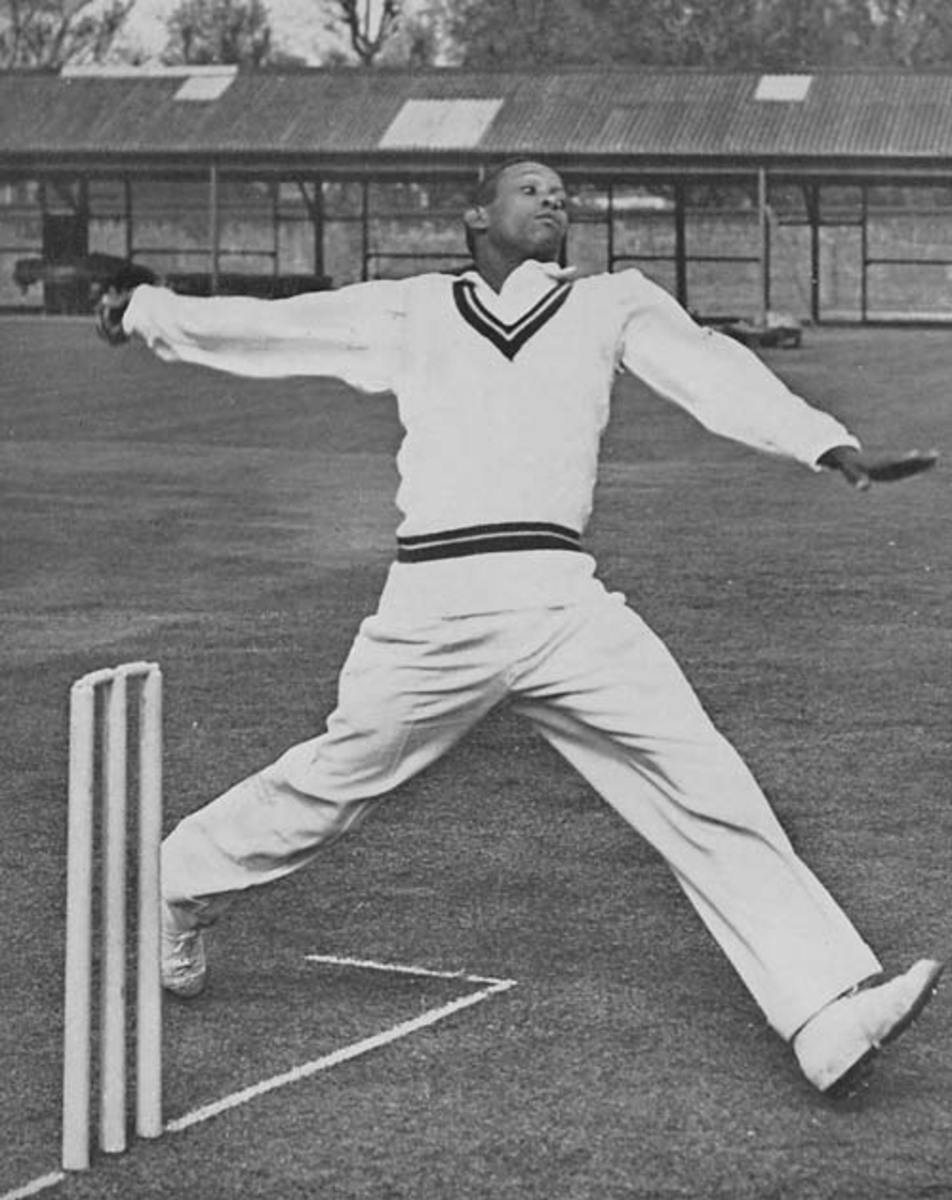 Flash in the Pan as the Fastest Bowler of World Cricket Roy Gilchrist Lasted Just One Season