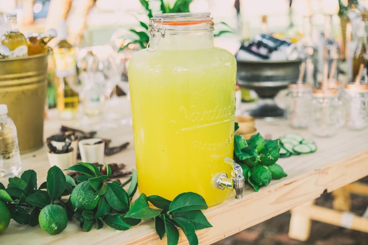 Lemonade is the taste of summer