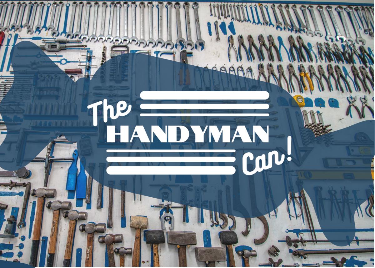 The Handyman Can!
