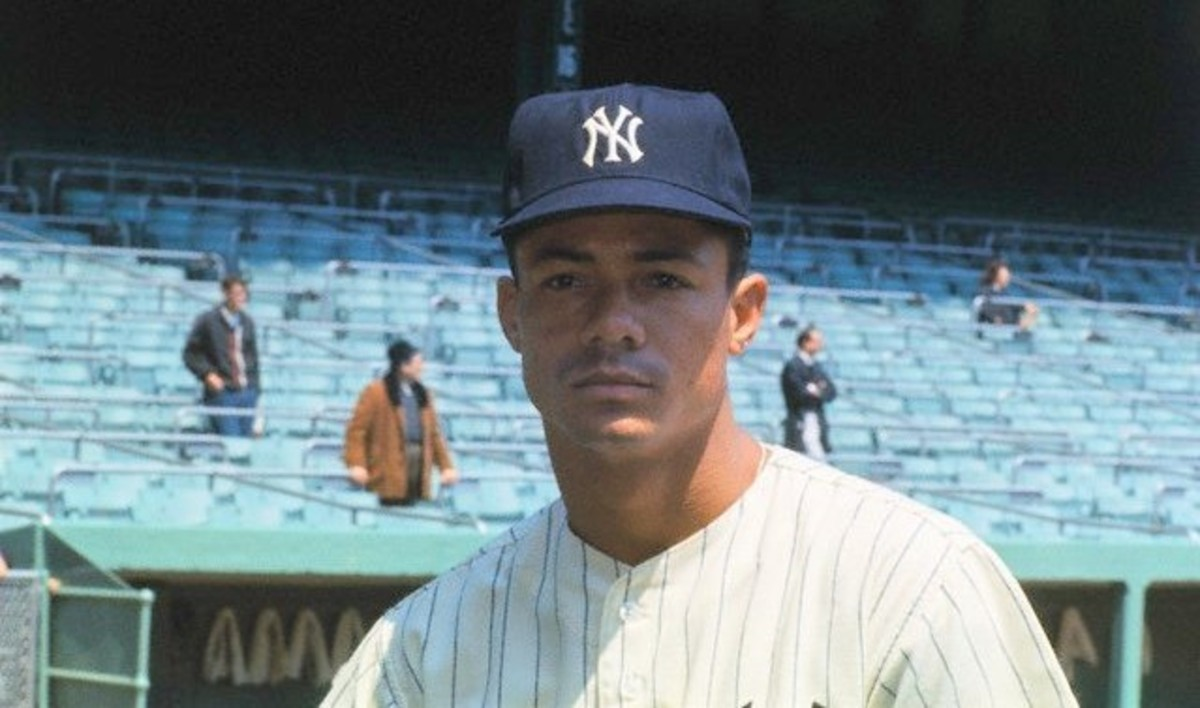 Rookie Roy White. His patience and determination to stay a Yankee would be greatly awarded later in his career.
