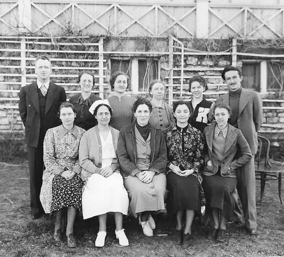 National Youth Administration, Zara, Kansas