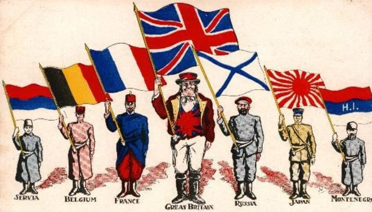 1916 Postcard