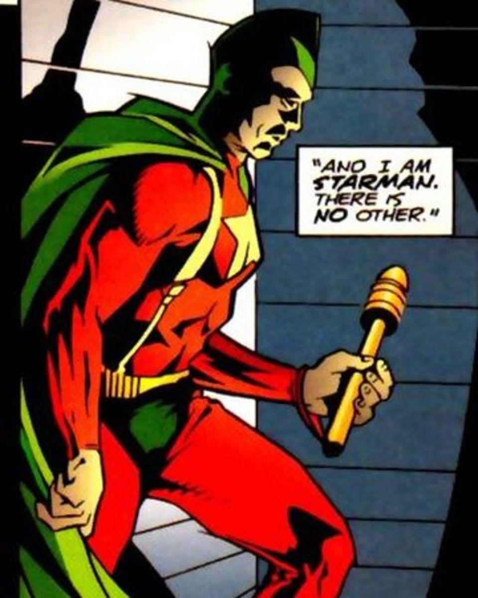 The Second Starman: David Knight