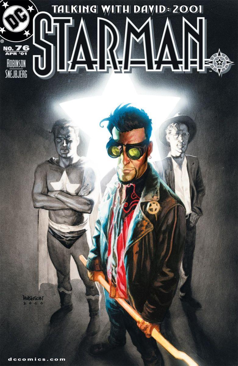 The Starman Legacy