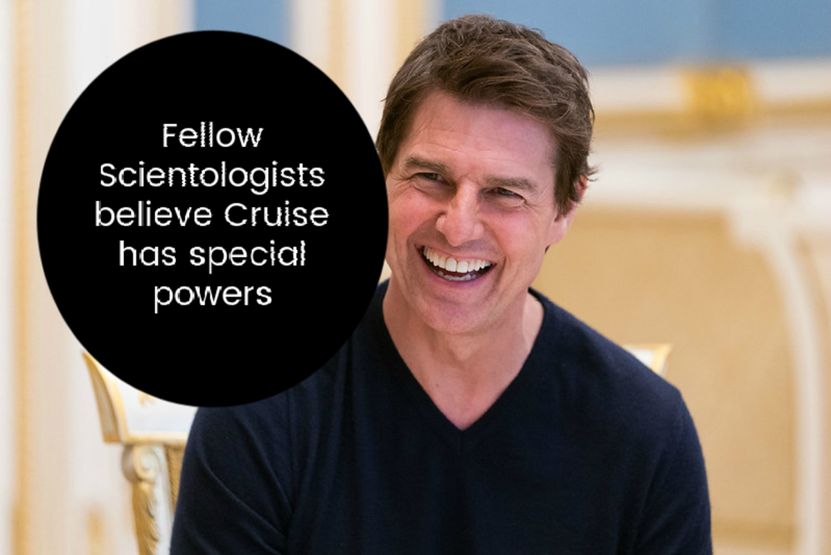 Tom Cruise and Scientology: Separating Fact From Fiction