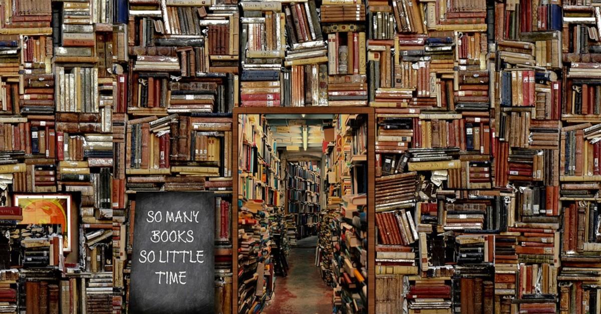 Books  improve your knowledge