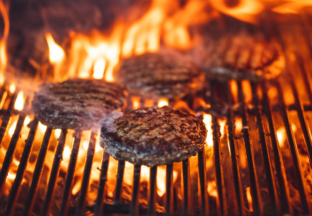 You're going to need a grill . . . and a few other things.