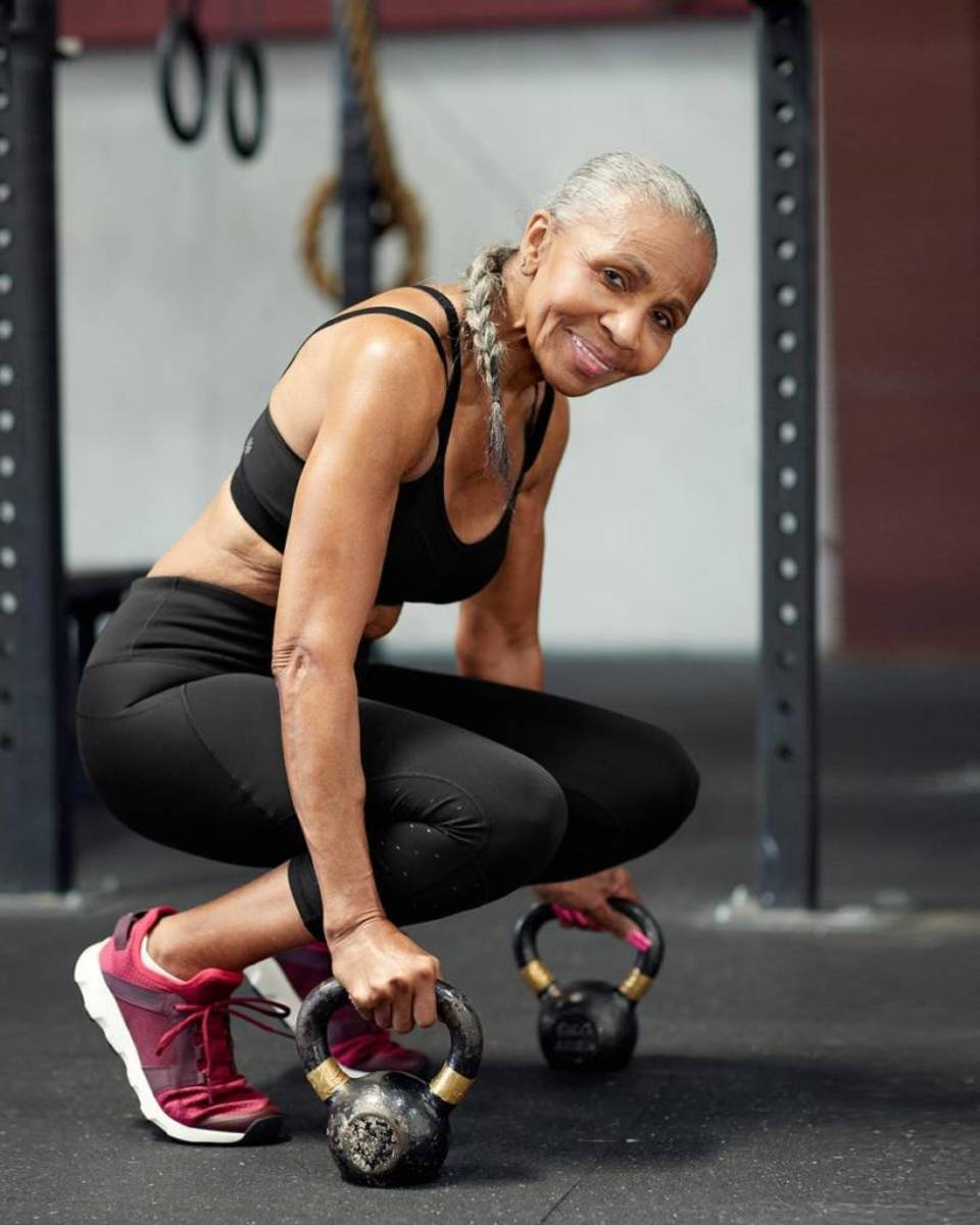 Ernestine Shepard. Sexy as hell!