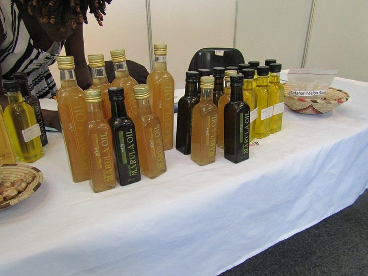 Marula oils
