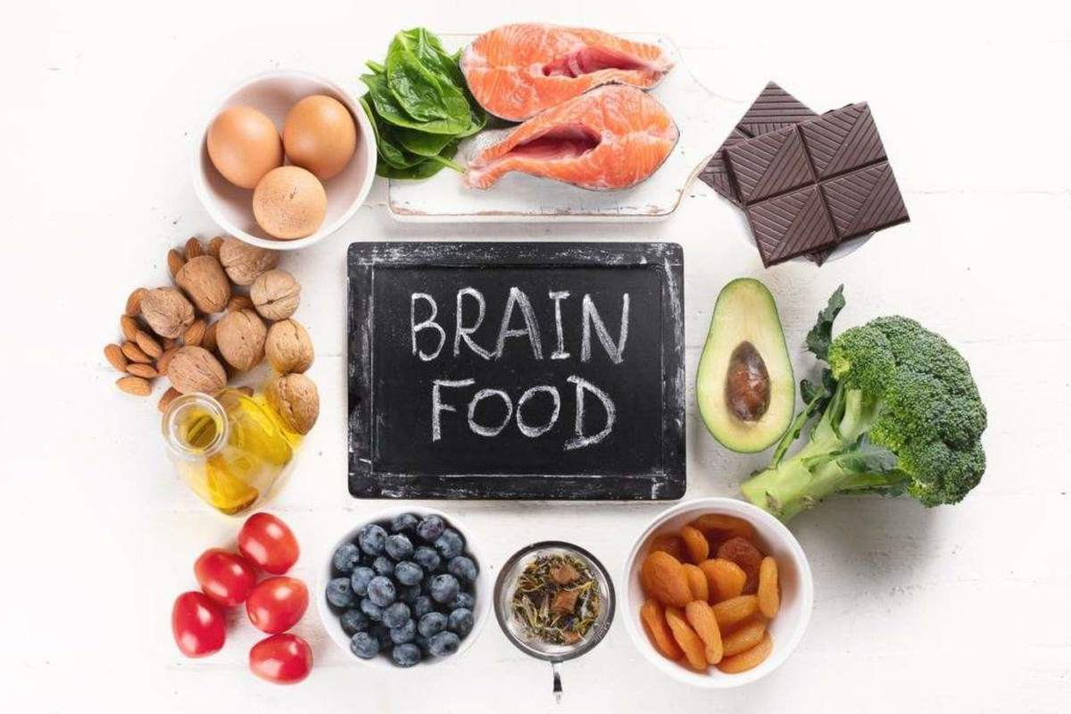 Right Food For Healthy Brain