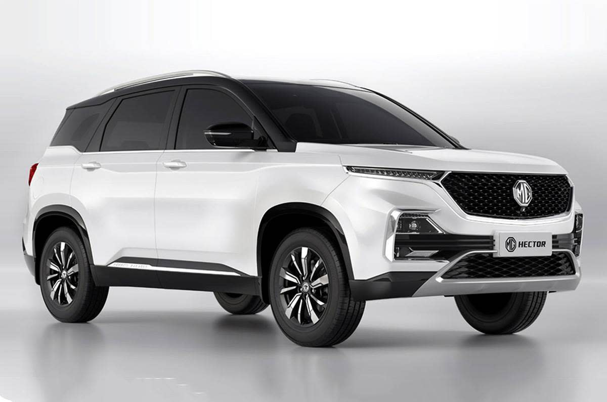 MG Hector top selling SUV in India