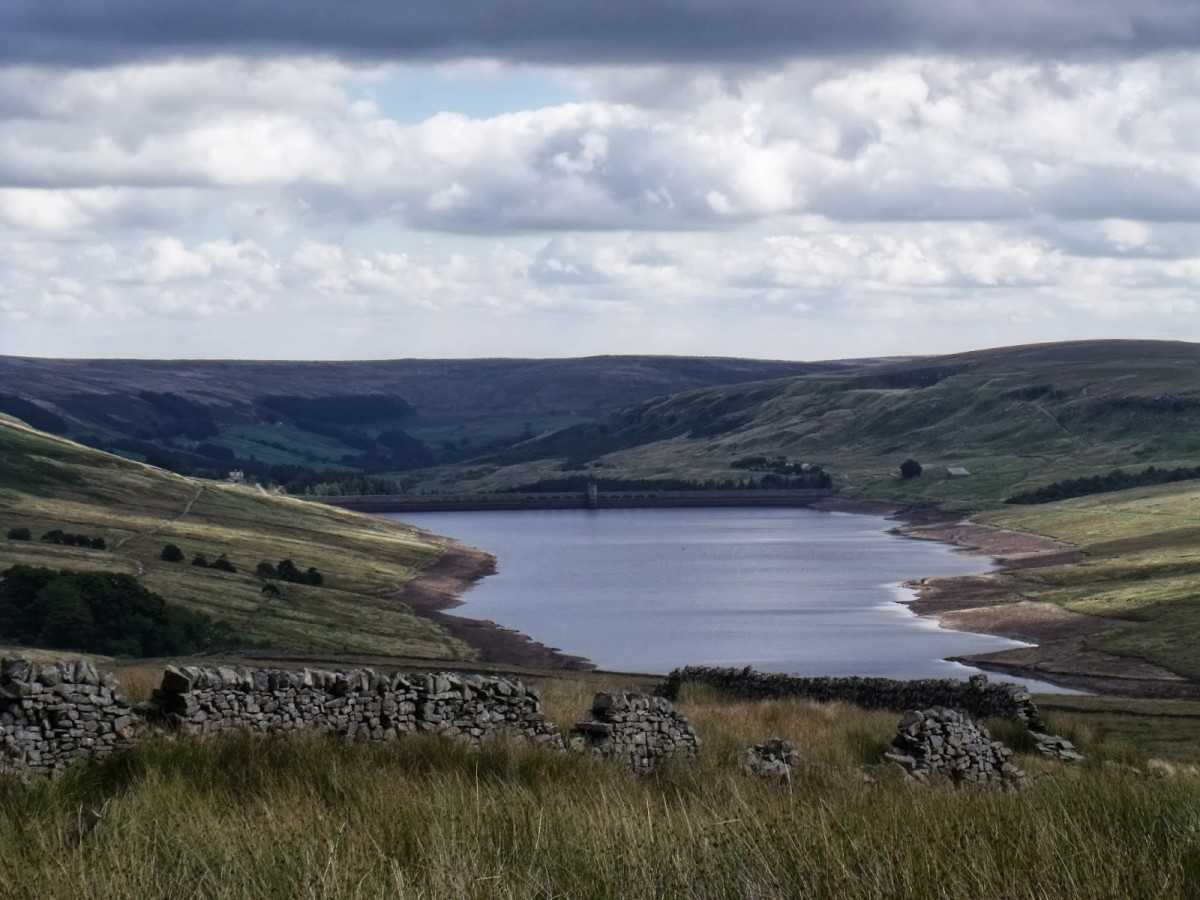 - Scar House Reservoir - a dale was flooded to provide clean water for the West Riding conurbations around Bradford
