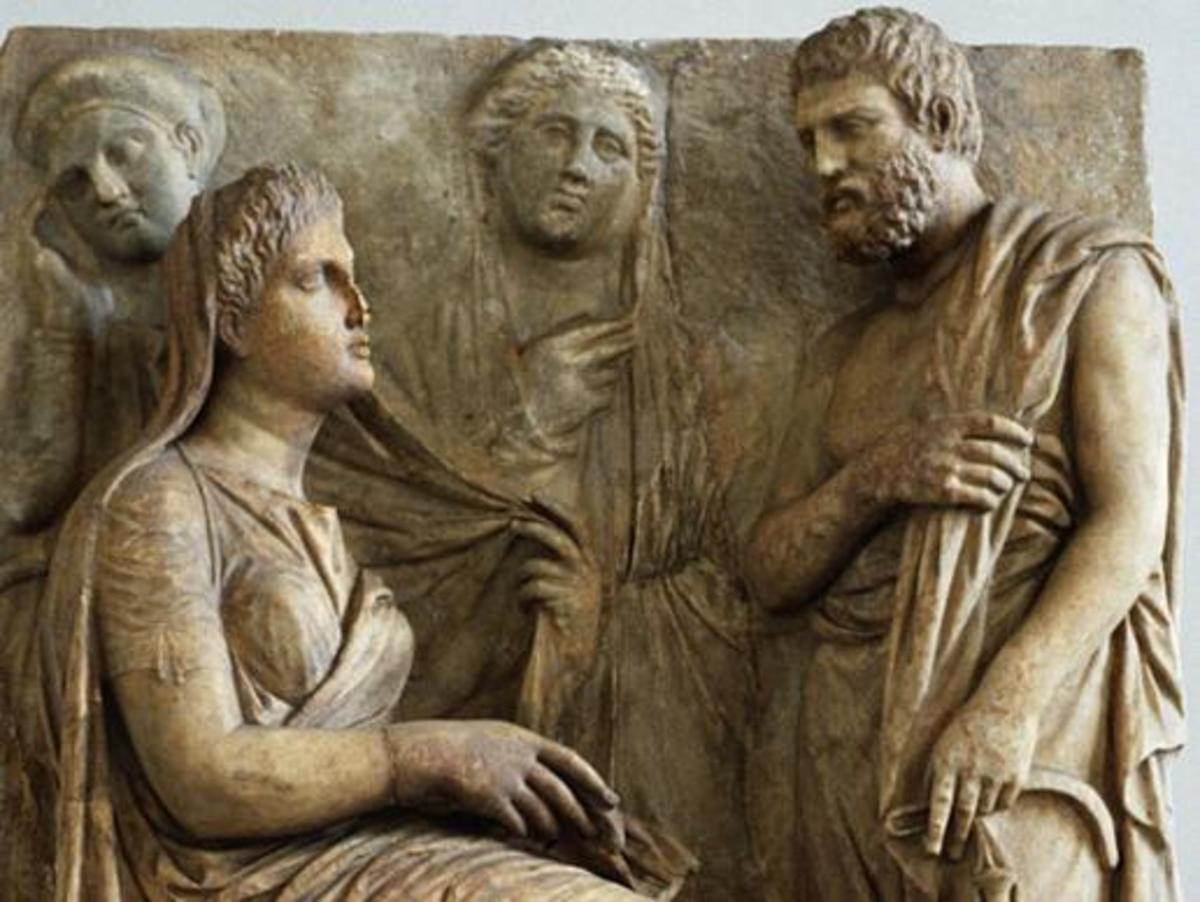 According to Roman law, each person could only have spouse at a time, while the elites could have many. Both parties need parental and legal consent to get married.