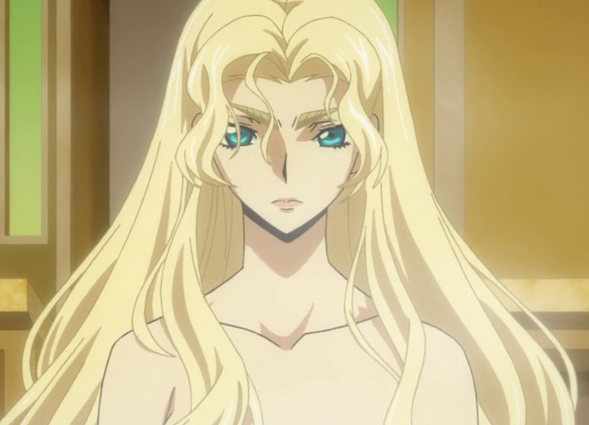 Shamna in Lelouch of the Resurrection