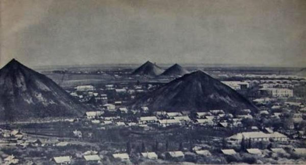 Donbas of XIX century