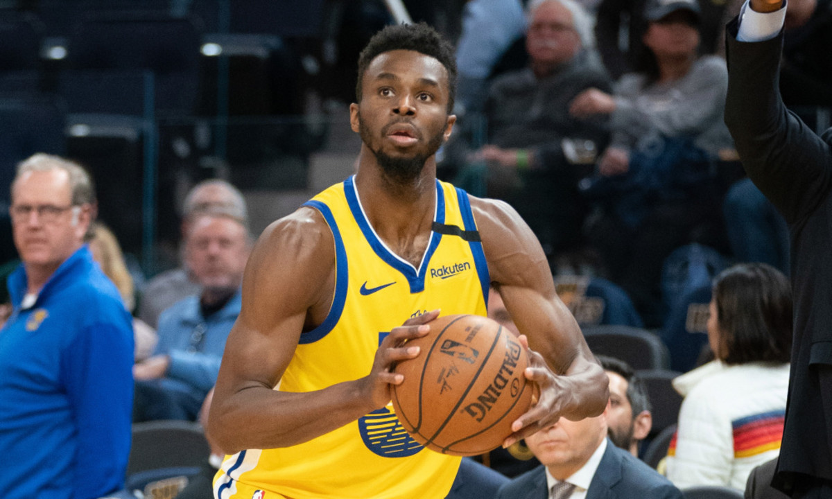 Should Wiggins Be a Trade Asset for the Warriors Moving Forward?