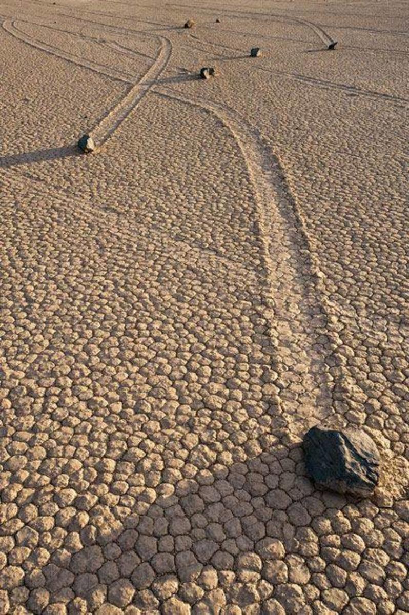 Wandering Stones
