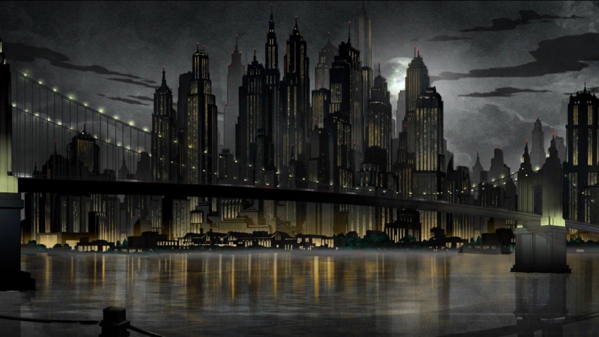 Gotham being Gotham as usual