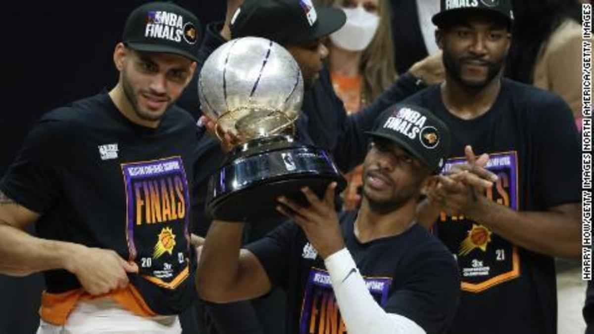 Chris Paul will lead the Suns to their first championship and solidify himself as one of the greatest point guards of all time.