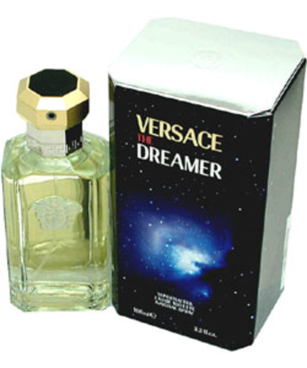 Dreamer Best Mens Cologne By Versace