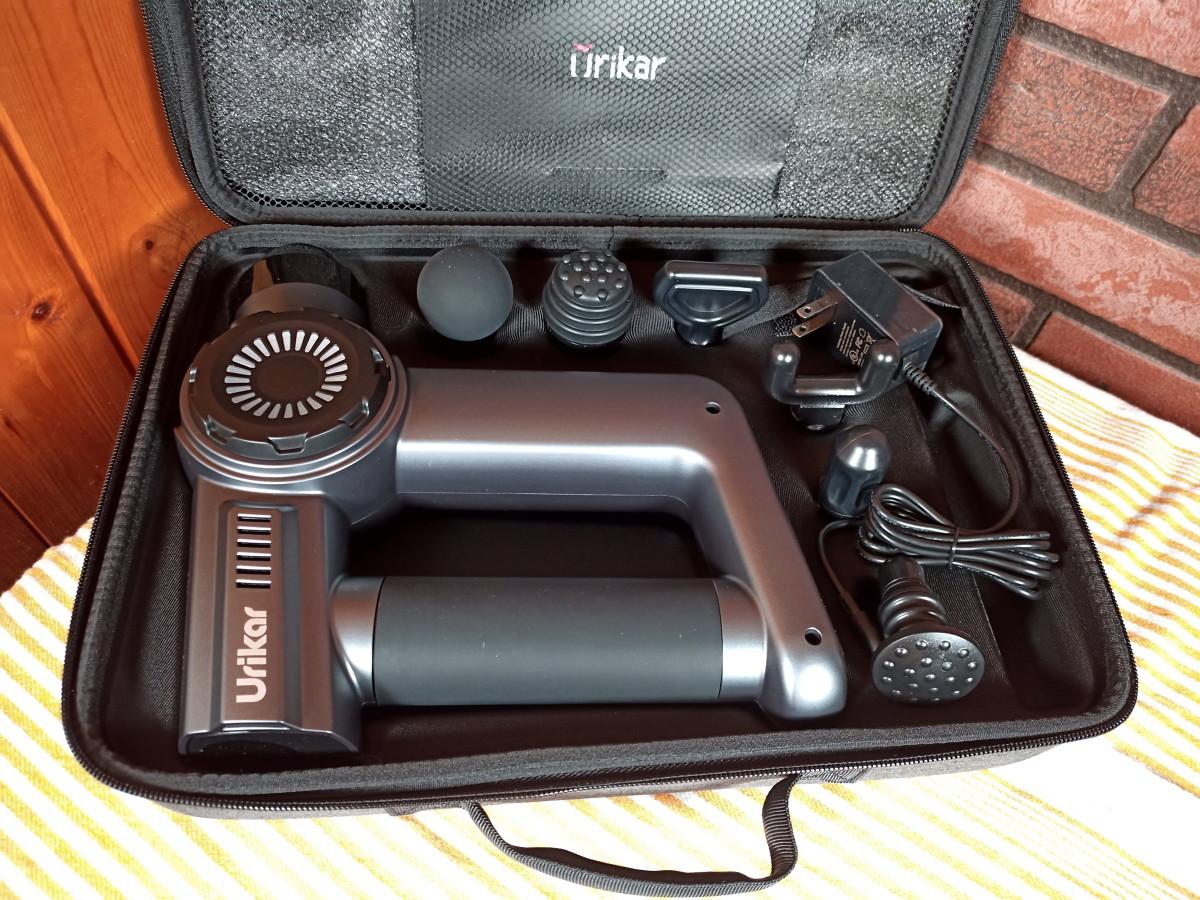 The Urikar AT1 Massage Gun