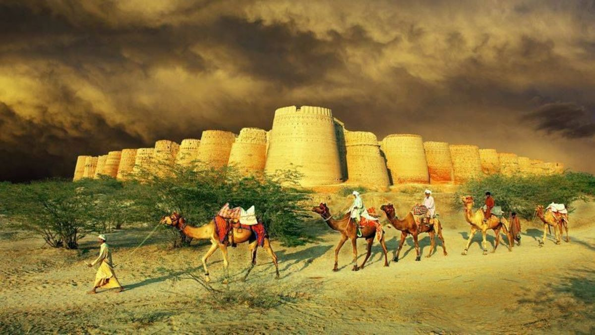 History or Mystery: Haunted Derawar Fort- Pakistan